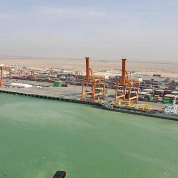 النقل تعلن البدء بتشغيل رصيفي 25 و 26  في ميناء ام قصر الشمالي