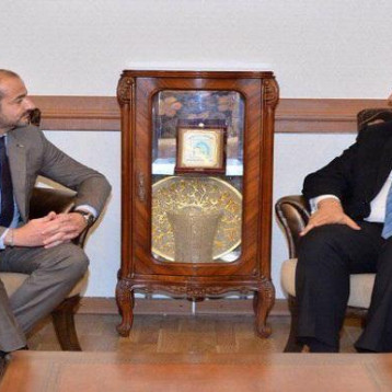 العراق والاتحاد الأوروبي يبحثان آليات تعزيز العلاقات بينهما