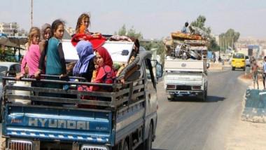 الهجرة: عودة  قرابة 150 نازح لمناطق سكناهم الاصلية في القائم