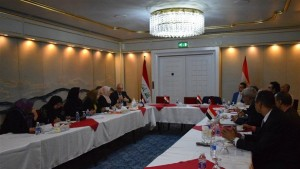 العراق يبحث مع مصر ترتيبات اعادة افتتاح فرع مصرف الرافدين في القاهرة