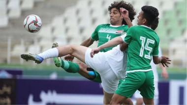 الأولمبي يواصل تحضيراته لمواجهة أوزبكستان في بطولة دبي