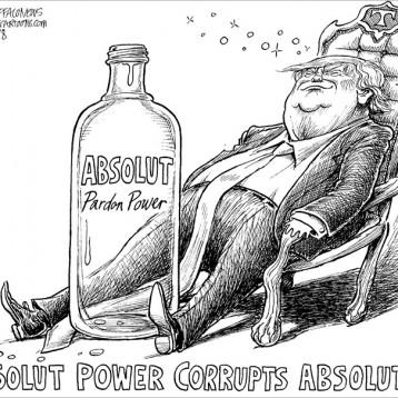 السلطة المطلقة تفسد بالتأكيد !