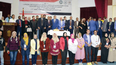 العراق يشارك في برنامج أعداد مصممي العروض الرياضية بالقاهرة