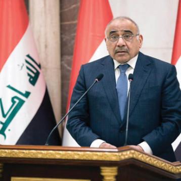 """عبد المهدي يتعهد بتنفيذ """"الورقة الاصلاحية"""" وسائرون يعدّها """"غير مجدية"""""""