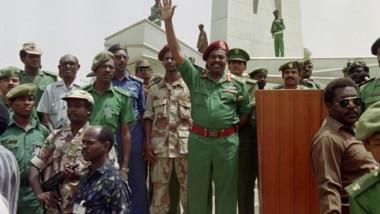 القضاء السوداني يصدر مذكرات اعتقال  بحق البشير وبقية قادة انقلاب 1989