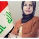 """النائب ندى جودت: على الحكومة حل المشاكل الداخلية وانصاف المحافظات """"المغذية"""" للبلاد"""