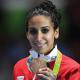بوبكري سفيرة الإبداع الرياضي تعد العرب بالذهب الأولمبي