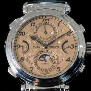 بيع ساعة يد بـ31 مليون فرنك سويسري