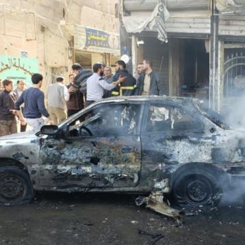 تركيا: مقتل 10 في تفجير نفذه مسلحون أكراد بمدينة الباب السورية