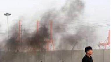 توقف تصدير النفط جنوبي البلاد  إثر احتجاج تسبب باغلاق طرق