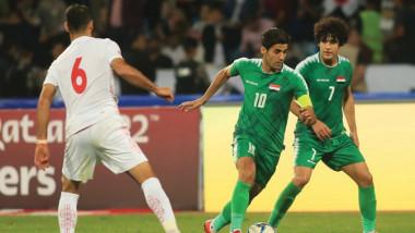 رحيم حميد يؤكد ان الوطني سيواجه البحرين بأسلوب مختلف