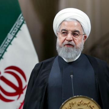 الرئاسة الإيرانية:رسالة روحاني الى الملك سلمان تدعو الى السلام والاستقرار الإقليميين