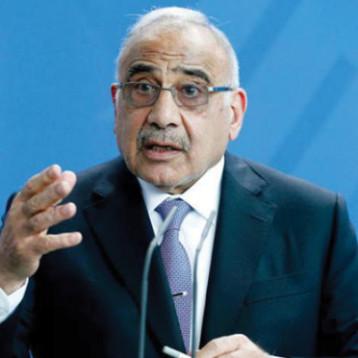 سائرون: الاسبوع المقبل يحدد موعد استجواب عبد المهدي
