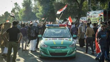 شرطة كربلاء المقدسة تنفي اضراب منتسبيها عن الدوام