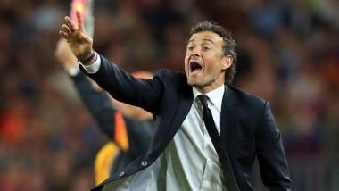 لويس إنريكي يعود مجدداً لتدريب المنتخب الإسباني