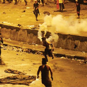 مفوضية حقوق الانسان: استشهاد أكثر من 260 متظاهراً و12000 جريح منذ بداية الاحتجاجات