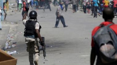 42 قتيلا على الأقل خلال الاحتجاجات في هايتي