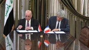 المالية تعلن توقيعها مذكرة تفاهم مع فرنسا لدفع عجلة البناء وتوفير الخدمات
