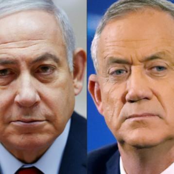 إسرائيل باتت اقرب الى انتخابات تشريعية ثالثة بعد فشل نتنياهو وغانتس تشكيل الحكومة