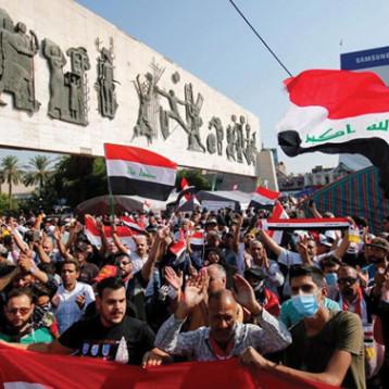 اغلبية النواب يضطرون للقبول بشروط  المتظاهرين في مرشح رئيس الحكومة