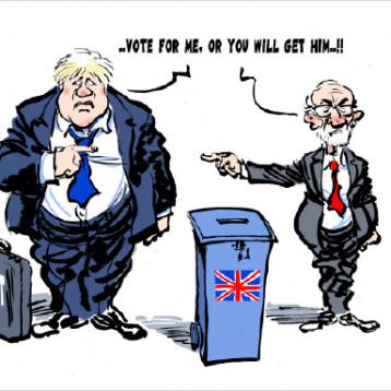 الانتخابات في المملكة المتحدة