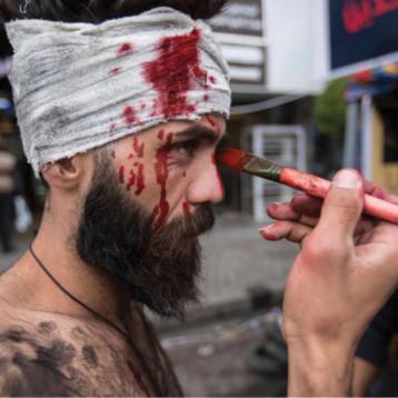 التظاهرات العراقية تنفرد بإنجاز قل نظيره في العالم