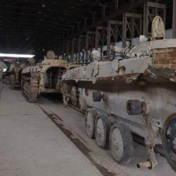 """""""الهيدروليكية"""" تبدي استعدادها للدفاع والداخلية لتأهيل وصيانة المعدات العسكرية"""