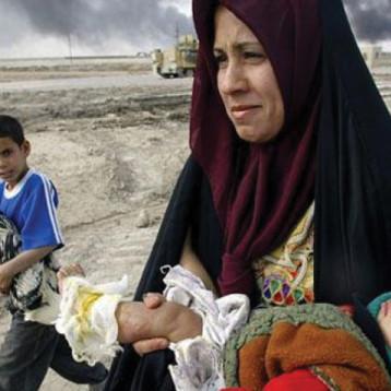 اليونيسيف: 4.1 مليون عراقي نصفهم من الاطفال بحاجة الى مساعدات انسانية