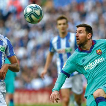 برشلونة يحتج رسميا أمام الاتحاد الإسباني