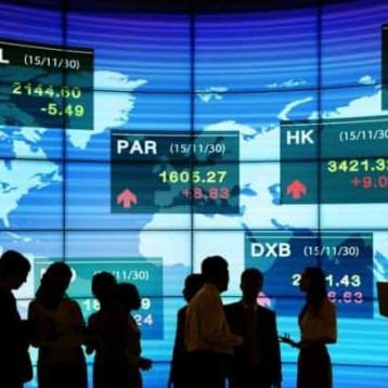 تراجع في أسواق المال والأسهم العالمية