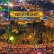 فنانون يحوّلون ساحة التحرير في بغداد إلى مسرح مفتوح