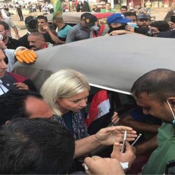 متظاهرو التحرير: أبلغنا الممثلية الأممية بمرشحنا لرئاسة الوزراء