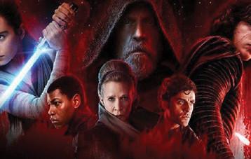 مقتنيات سلسلة أفلام حرب النجوم  في مزاد قبل عرض الجزء التاسع