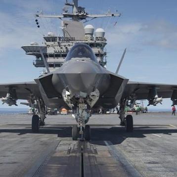ميزانية الدفاع الأمريكية الجديدة تحظر بيع مقاتلات F-35 لتركيا