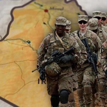 """""""التلغراف"""" البريطانية: أمريكا وبريطانيا تخفضان عديد قواتهما في العراق"""