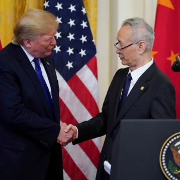 اتفاق «المرحلة 1» التجاري يعزز مستقبل العلاقات الصينية الأميركية
