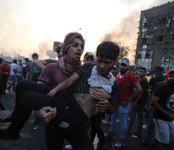 الصليب الأحمر: نطالب بوقف العنف في العراق بعد تسببه بالاف القتلى والجرحى