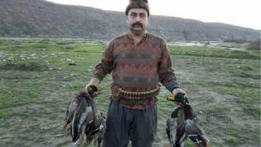 الصيد الجائر يحرم كردستان من طيورها وحيواناتها النادرة