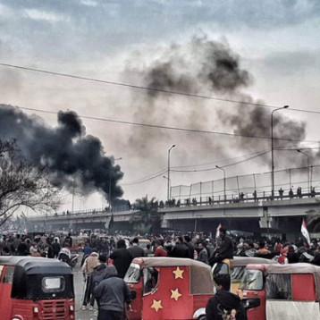 المرور: جميع شوارع بغداد سالكة ومفتوحة باستثناء جسري الجمهورية والسنك