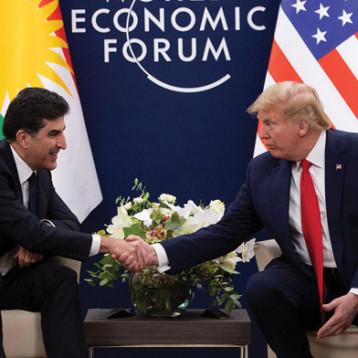 اميركا تتفق وحكومة كردستان على زيادة عديد قواتها واقامة قاعدتين جديدتين في اربيل والسليمانية