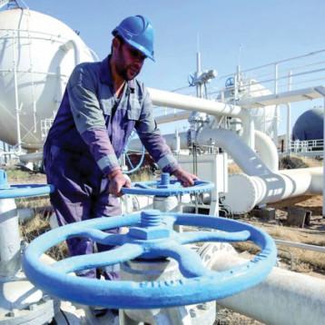 بعيداً عن بغداد.. 600 ألف برميل يومياً  صادرات كردستان النفطية