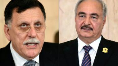 تعثر محادثات موسكو لوقف إطلاق النار  في ليبيا وارجاء الاتفاق عليه