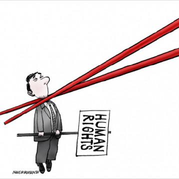 تقرير حقوق الانسان في الصين 2020