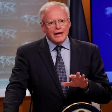 جيمس جيفري: سنلتقي مسؤلين عراقيين في كوبهاغن الأسبوع المقبل لبحث مستقبل قواتنا
