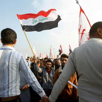 حقوق الانسان ترصد 151 محاولة اغتيال وخطف  واعتداء بحق المتظاهرين والصحفيين