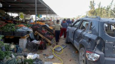 حكومة الوفاق الوطني الليبية توقف إطلاق النار استجابة لنداء هدنة مع حفتر