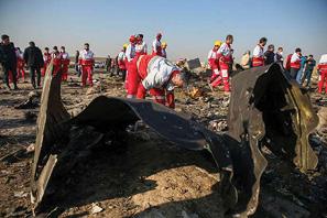 دعاوى كندية لتعويض عائلات ضحايا الطائرة الأوكرانية