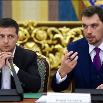 رئيس أوكرانيا يرفض استقالة رئيس الوزراء