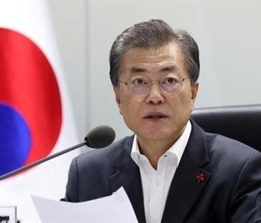 رئيس كوريا الجنوبية: الوقت يضيق امام اتفاق  بين واشنطن وبيونغ يانغ