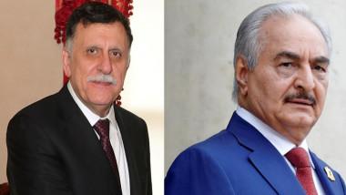 طرفا النزاع الليبي في موسكو لتوقيع اتفاق بوقف إطلاق النار بينهما